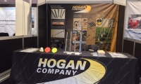 Hogan Company Concrete Steel Stakes, The Builders Show 2017 Toronto