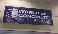 World of Concrete Hall, The Builders Show Toronto