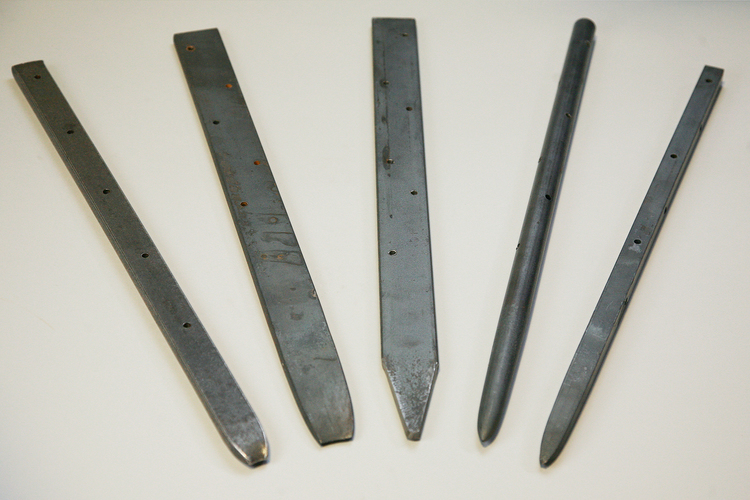 Steel Concrete Forming Stakes