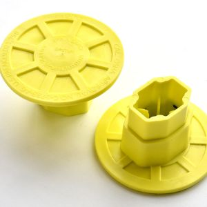 OSHA Caps For Stakes – Box Of 100