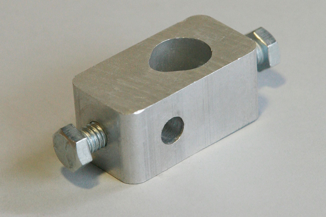 Aluminum Clamp Stringline HC303