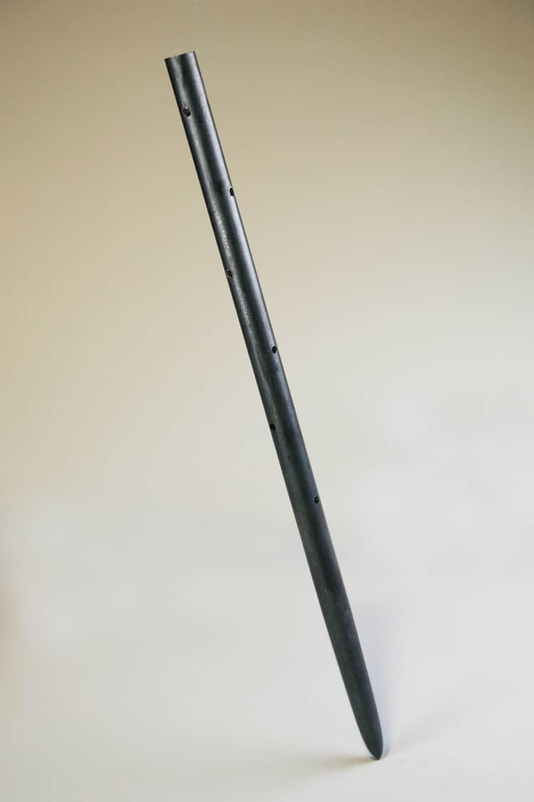 "3/4″ Round Nail Stake – ""RH"""