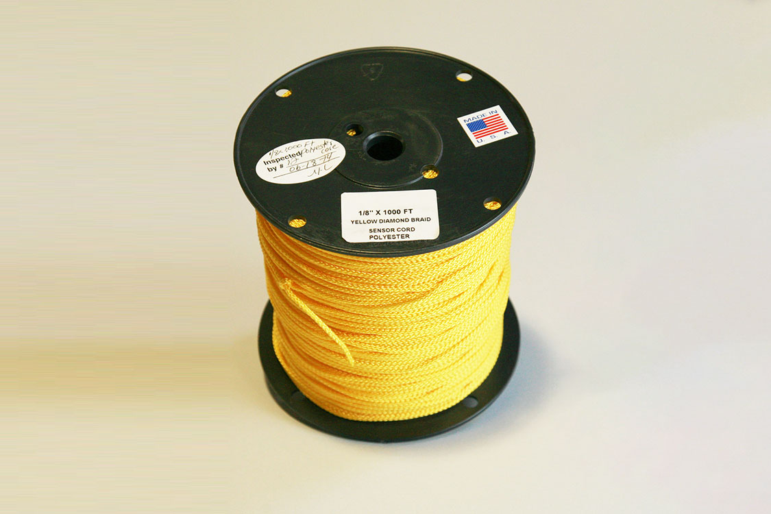 Stringline Polyester Cord 1000 Feet On Spool For Concrete