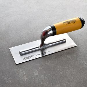 8 X 3 Finishing Trowel Comfort-Grip Handle Square