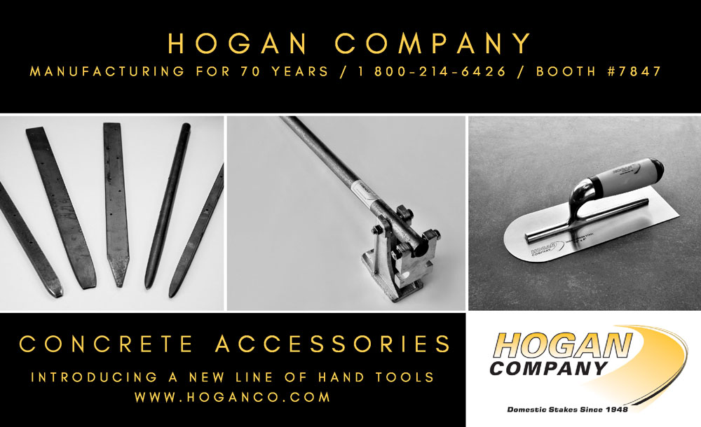 Hogan National Hardware Show May 2019